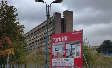 Park Hill Sheffield renovacion